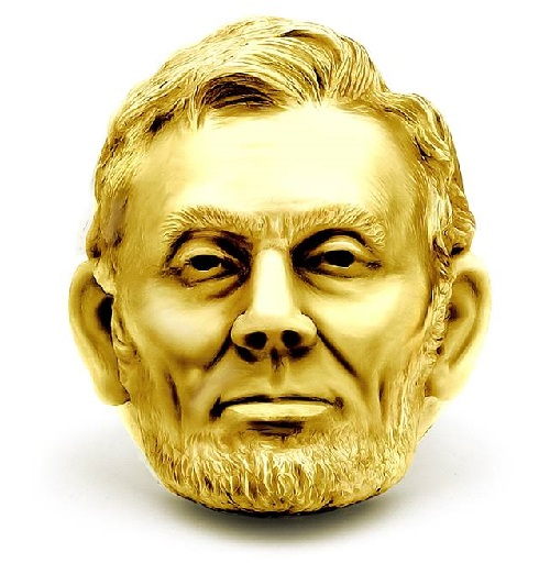 Tribute to Abraham Lincoln ring