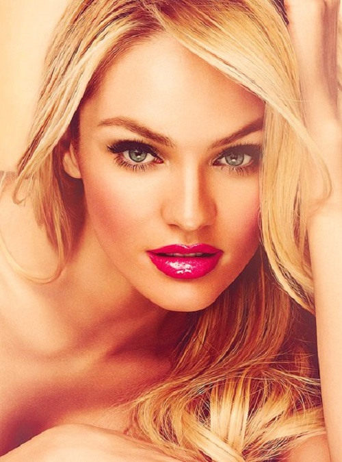VS angel Candice Swanepoel