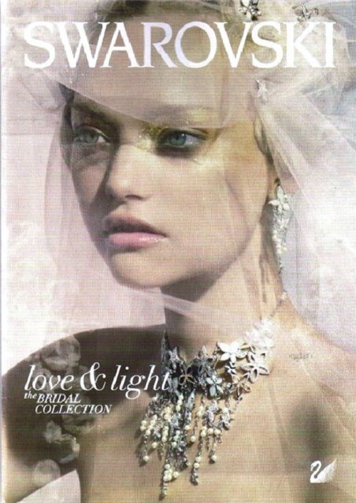 Alien beauty Sasha Pivovarova
