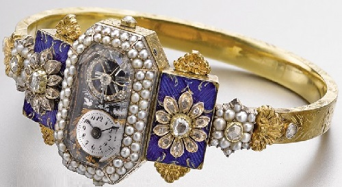 From Watches to jewellery