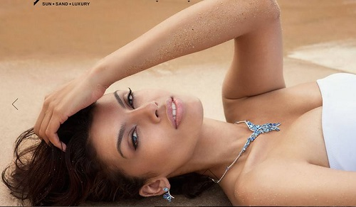 Beautiful model Gabriela Bertante, Brazil