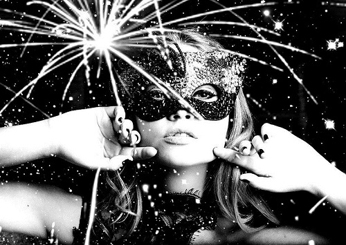 Celebrity is a mask that eats into the face. John Updike
