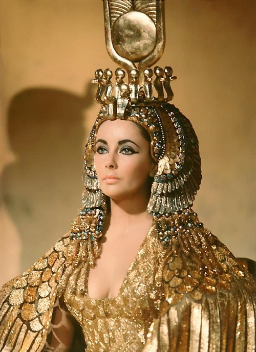 Image result for liz taylor jewelry cleopatra