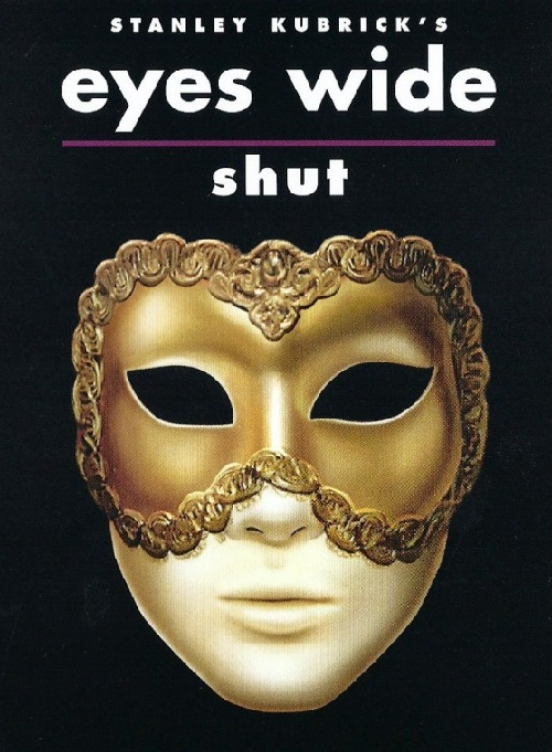 Eyes Wide Shut, 1999 poster