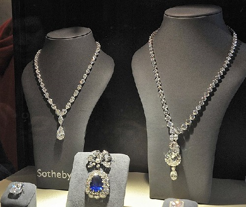 Gina Lollobrigida Jewellery collection at auction