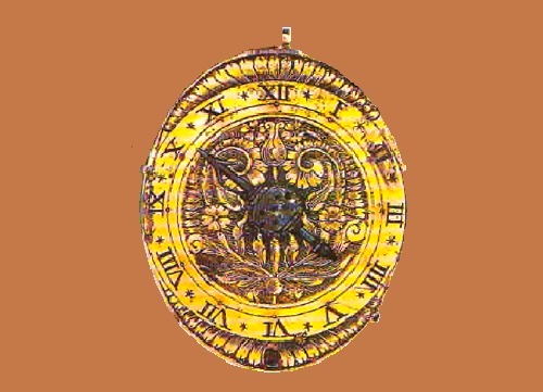 Watch of James II. Around 1600