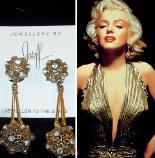 Joseff of Hollywood jewellery to the stars