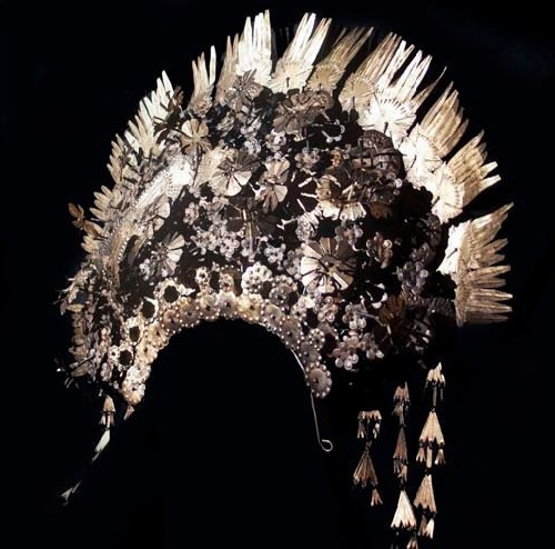 Ceremonial Bridal Headdress