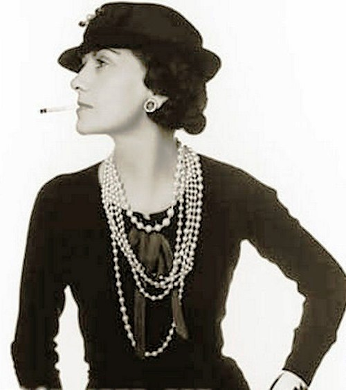 Coco Chanel jewellery