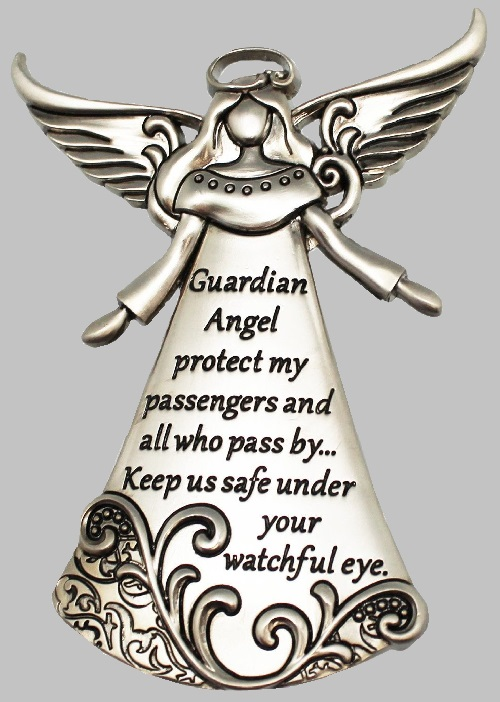 Guardian Angel protect my passengers