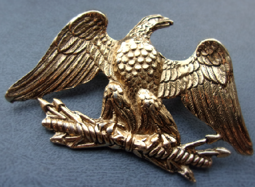 Lent symbolic Jewellery, Patriotic Eagle