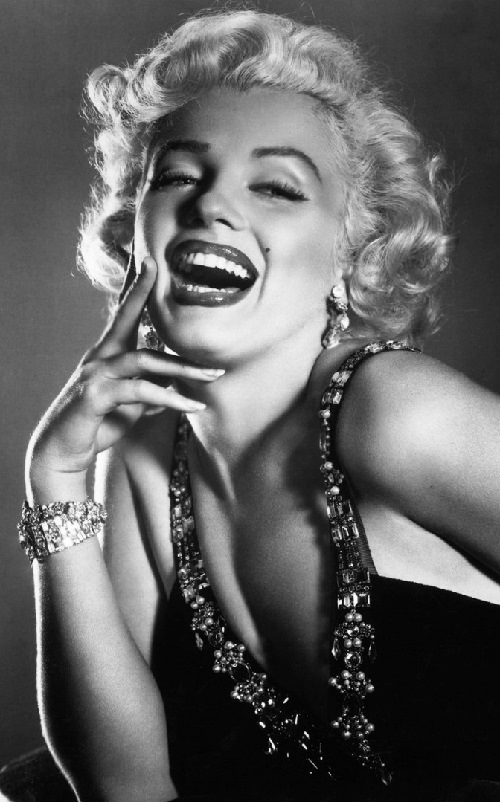 Marilyn Monroe best friends