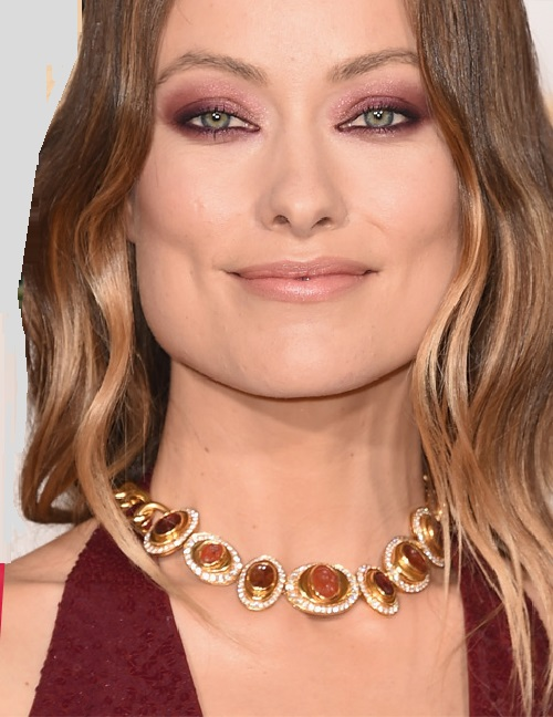 Olivia Wilde in Bulgari