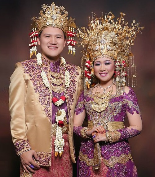 South of Sumatra Wedding