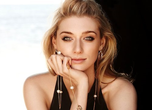 Australian actress Elizabeth Debicki Jan Logan jewellery