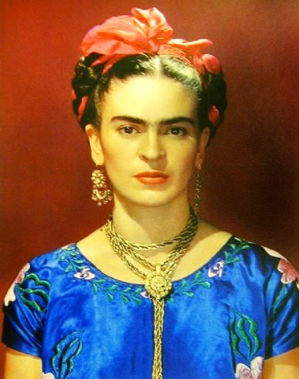 Talented and beautiful, Frida Kahlo was, first of all, a jewellery lover