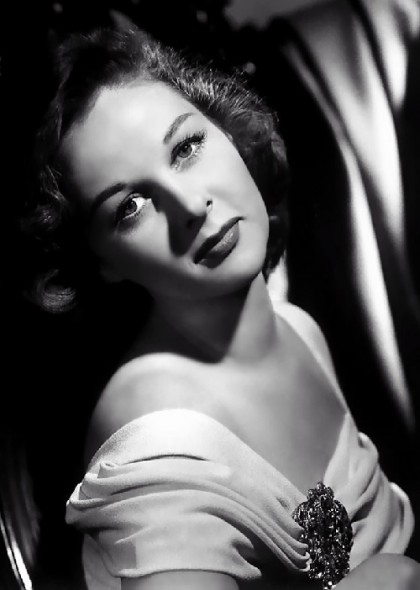Jewellery lover Susan Hayward
