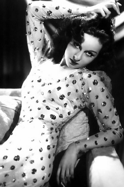 Vintage beauty, Susan Hayward