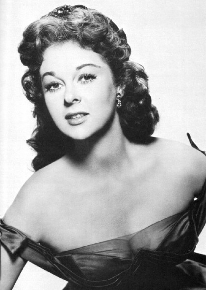 Elegant and beautiful Susan Hayward