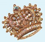 Maria Venecia Jeweled Crowns