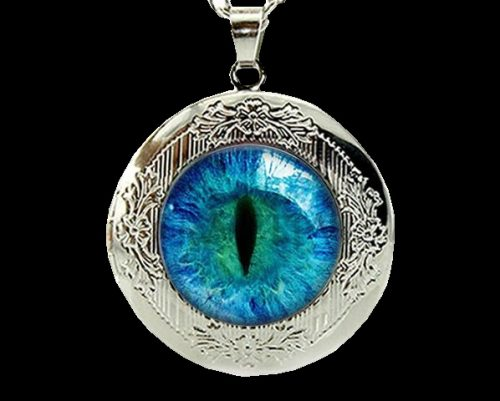 Pendant cat's eye