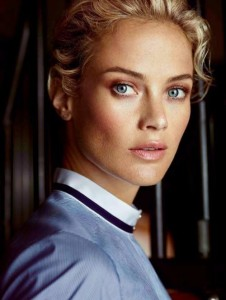 Carolyn Murphy Campagin Massimo Dutti Collection Esquetrian 2013
