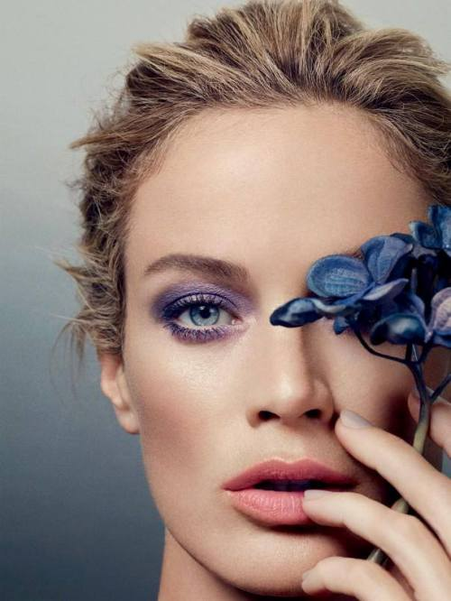 Carolyn Murphy by David Slijper Harper's Bazaar UK november 2014 5