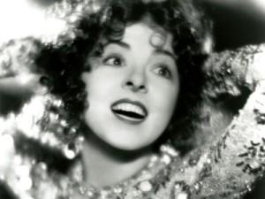 Silent cinema actress Colleen Moore