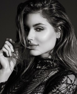 Danish model Maja Krag