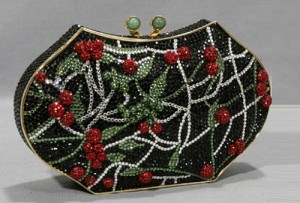 Jewellery handbags by Judith Lieber