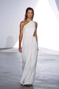 Vionnet RTW Spring Summer 2014 Paris Fashion Week September_October 2013