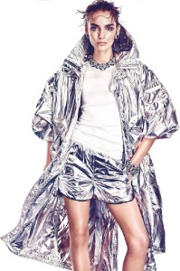 Beautiful Polish fashion model Zuzanna Bijoch
