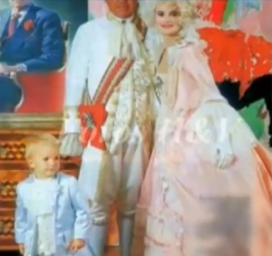 in the image of Marie Antoinette