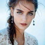 Stunning model Zuzanna Bijoch in Harper's Bazaar Kazakhstan January 2015