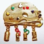 Jewellery lover Agatha Christie