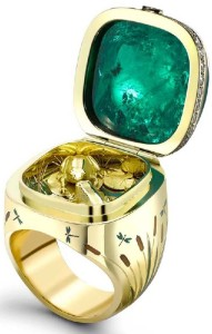 British jeweler Theo Fennell