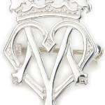 Scottish Luckenbooth brooch
