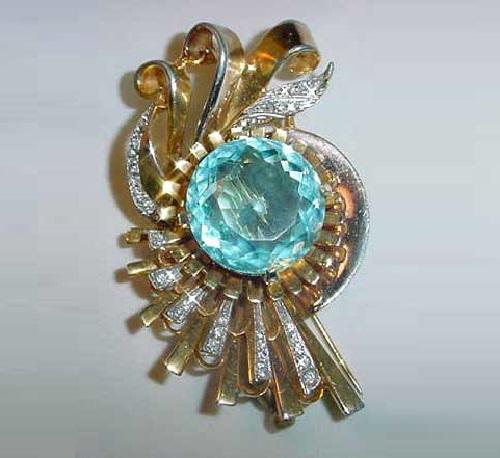 Ralph DeRosa costume jewelry
