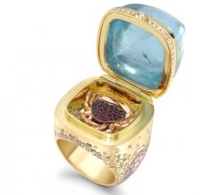 British jeweler Theo Fennell