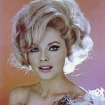 Blonde beauty Virna Lisi