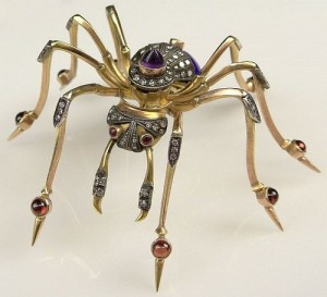 Insect Jewellery Kaleidoscope