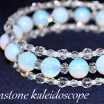 Moonstone kaleidoscope