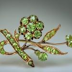 Russian Art Nouveau jewellery