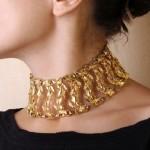 Choosing necklace