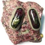 Rare mineral Eudialyte