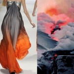 Fashion & Nature project by Russian designer Liliya Hudyakova