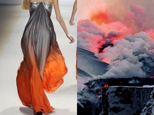 Fashion & Nature project by Russian designer Liliya Hudyakova