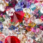 Kaleidoscope of Most Expensive Gems