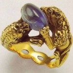 Russian Art Nouveau jewellery