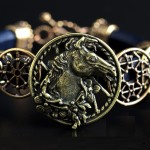 Romantic steampunk jewellery by Anna Ustinova